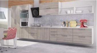 Armario De Cozinha Planejado Preco Cozinha Modulada Completa