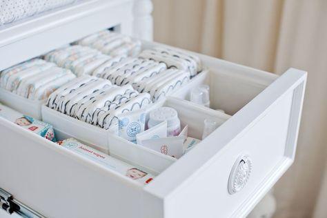 10 Easy Baby Hacks Jillian Harris In 2020 Nursery Dresser Organization Baby Dresser Organization Ikea Baby Nursery