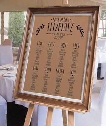 Sitzordnung Hochzeit 30 Kreative Ideen Inspirationen Fur Euren Tischplan Sitzordnung Hochzeit Tischplane Sitzplan Hochzeit