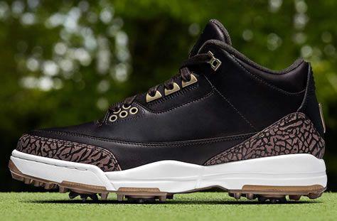 Air-Jordan-3-Bronze-Golf-Shoes | Latest