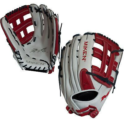 Miken Pro Series 13 Pro130 Wsn Slowpitch Softball In 2020 Slow Pitch Softball Softball Gloves Slow Pitch