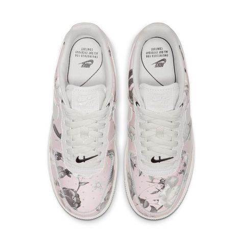 c36e4d31b2 Nike Air Force 1 Sage Trainers White - Hers trainers | School shoes in 2019  | Nike air force, Air force sneakers, Nike air