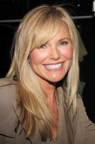 See the best hairstyles of Christie Brinkley on the images below and get inspired for your own. - Page 5