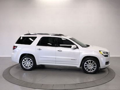 Used 2016 Gmc Acadia For Sale At Jones Motor Company Vin