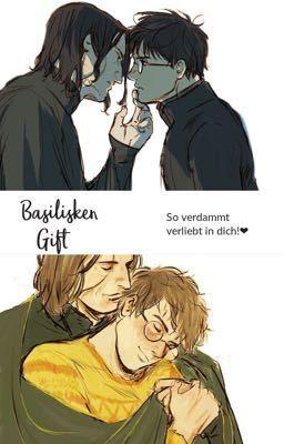 Basiliskengift Prolog Harry Potter Fanfiction Harry Potter Anime Ich Liebe Bucher