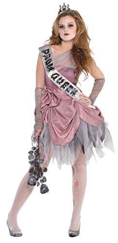 Quatang Gallery- Amscan Deguisement Adolescente Reine De Halloween 845586 55 12 14 Ans Costumes D Halloween Effrayant Costumes D Halloween Enfants Costume D Halloween Fille