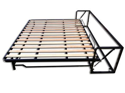 Schrankbett Horizontal 160x200 Doppelbett Seitenansicht Links Verstecktes Bett Schrankbett Und Schrankbett Klappbett