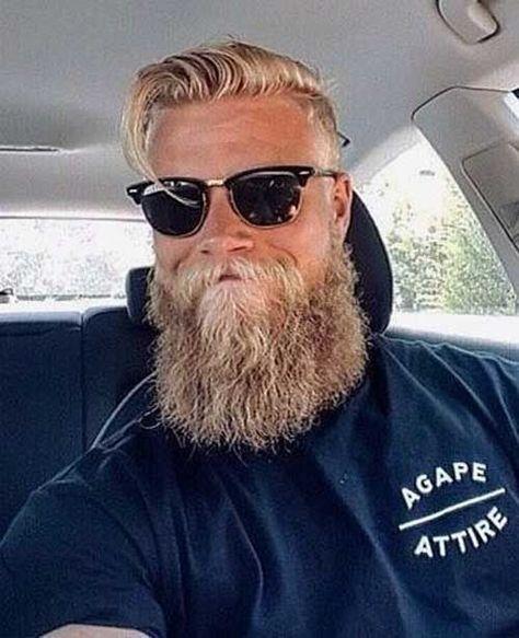 2018 Sommer Trend Blond Frisuren Für Männer Blond Formen