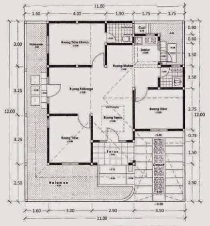 23 Ideas Bedroom Layout 10x10 Brick House Plans House Projects Architecture House Plans