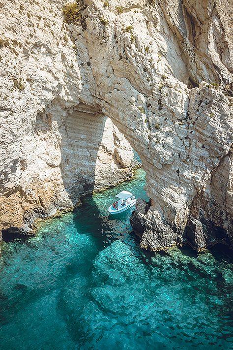 Keri Caves | Zakynthos | Greece #DiscoverGreece #Greece #Zakynthos #Zante #IonianIslands #travel #destination #placestovisit #traveltips