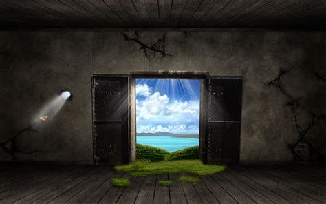 Fantasy Door Wallpapers | HD Wallpapers | ID #9662