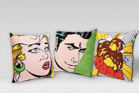 Sitzsack Big Bag Pop Art Pop Art Pinterest Big bags and Big - einrichtung stil pop art