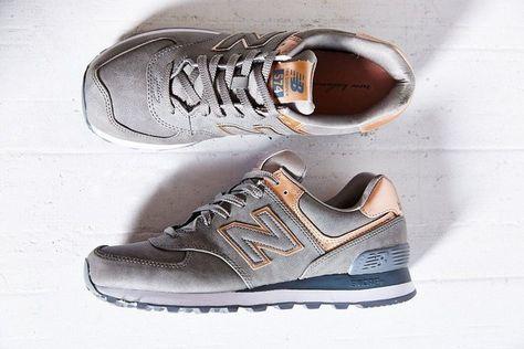 Wanted New Balance 574 Precious Metals (pour moi  -)   Sneackers ... 43a29399e568