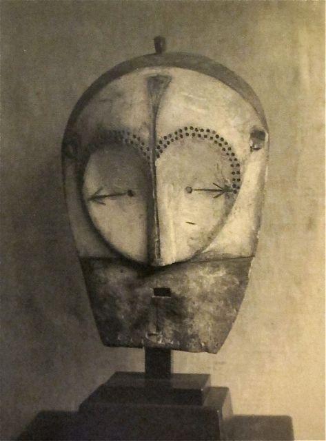 man ray's masks