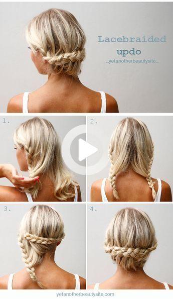 20++ Coiffure facile cheveux fins inspiration