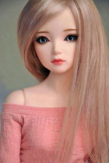 Beautiful Cute Doll Images Profile Pics Photo Wallpapers Download