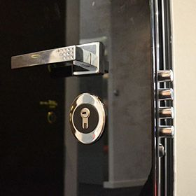 Pin On Home Security Doors