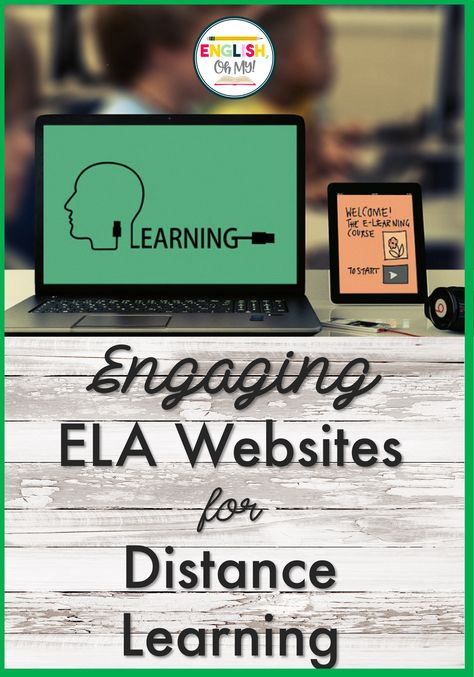 Explore these ELA websites & activities for your middle school English students. These lessons, websites and activities will help you teach virtually! Middle School Activities, Middle School Reading, Middle School English, Middle School Classroom, School Resources, Ela Classroom, Google Classroom, Virtual High School, Online High School