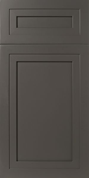 The S932 Clayton Signature Series Door Drawer Front Feature Mitered Construction And Our Moonlight S Cabinet Door Designs Grey Painted Cabinets Cabinet Doors