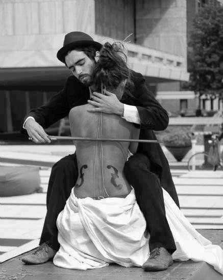 musicien violoncelle femme woman cielo