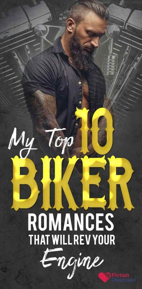 My Top 10 Best Biker Romances (These Will Rev Your Engine!) | Bad