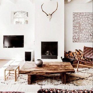 Interior Design Inspiration Rustic Chic Deco Maison Deco Salon