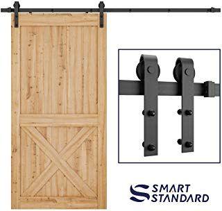 Amazon Com Oil Rubbed Bronze Barn Door Hardware Tools Home Improvement Sliding Barn Door Hardware Sliding Door Hardware Barn Door
