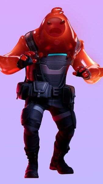 Fortnite Chapter 2 Rippley Vs Sludge Season 1 Battle Pass Skin