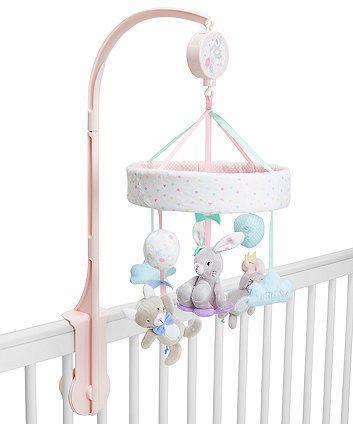 Mothercare Bett in Tasche Konfetti Party