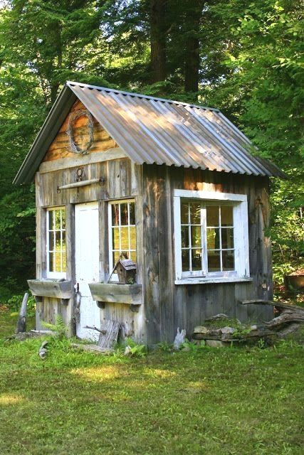 12x12 Run In Shed Plans And Pics Of 16x20 2 Story Shed Plans Shedplans Sheddesigns Rustic Gardens Shed Building A Shed