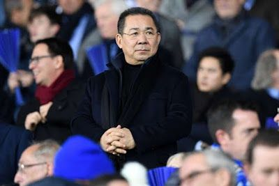 Leicester Helicopter Crash Vichai Srivaddhanaprabha Confirmed Amongst Five Dead After Helicopte Leicester City Leicester City Football Club Leicester Football