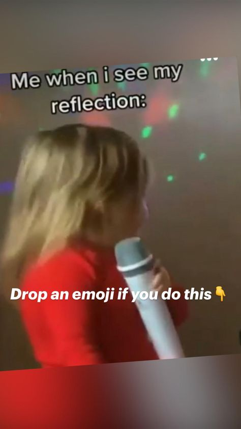 Drop an emoji if you do this👇
