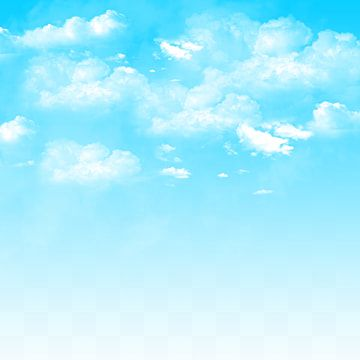 Blue Sky Background With Tiny Clouds Stratosphere Shape Atmosphere Png Transparent Clipart Image And Psd File For Free Download In 2020 Background Blue Sky Background Clouds