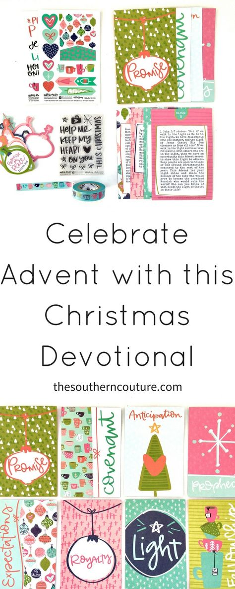 Celebrate Advent This Christmas With Newest Illustrated Faith Kit