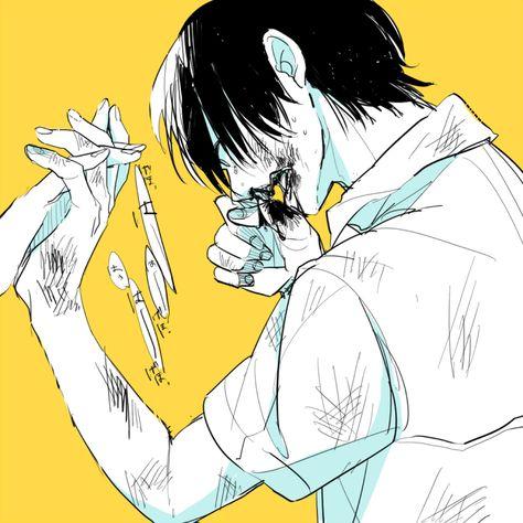 парень из прачечной аниме
