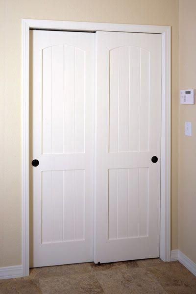 Bypass Closet Doors Would It Be Possible To Diy With Thin Wood