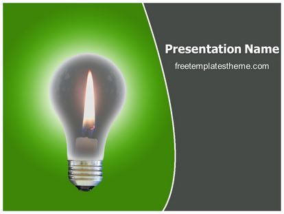 7 Best Free Energy Powerpoint Ppt Templates Images On Pinterest