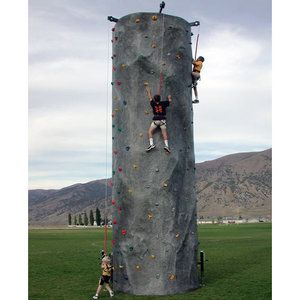 Climbing Rock Wall Skalodromy Zdaniya Arhitektura