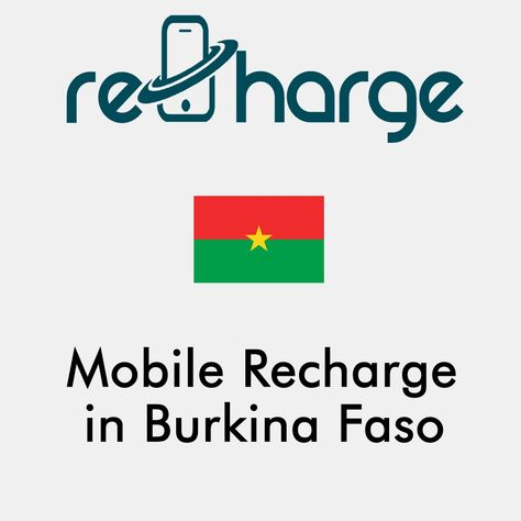 Mobile Recharge in Burkina Faso. Use our website with easy steps to recharge your mobile in Burkina Faso. #mobilerecharge #rechargemobiles https://recharge-mobiles.com/