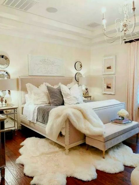 Bedroom Ideas 34+ Our Modern French Country Master Bedroom ~ Gorgeous House #FrenchCountryModern #frenchcountrymodern
