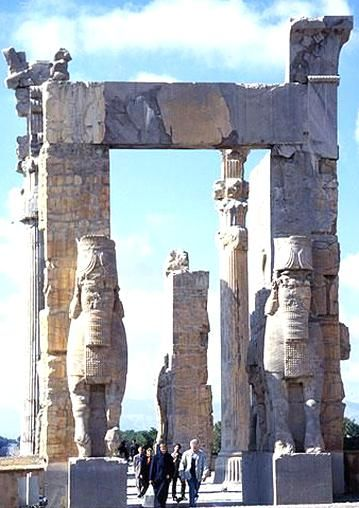Gate Of Nations Persepolis Iran Ancient Times Pinterest Iran And Gates In 2020 Ancient History Facts Ancient History Timeline Ancient History Archaeology