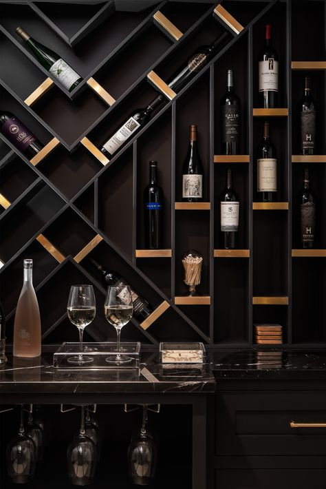 Anni e bicchieri di vino non si contano mai = Age and glasses of wine should never be counted. We're pretty sure our homeowner would agree… Wine Rack Design, Wine Cellar Design, Wine Cellar Modern, Modern Wine Rack, Rustic Wine Racks, Wine Rack Wall, Wine Wall, Home Wine Cellars, Home Wine Bar