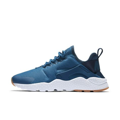 size 40 8327a 86e94 Nike Air Huarache Ultra Womens Shoe Size 10.5 (Blue)