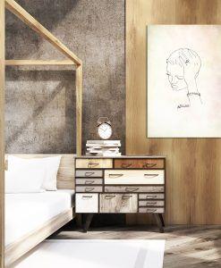 Plakaty Do Sypialni To Nowoczesne Dekoracje Na Twoje ściany