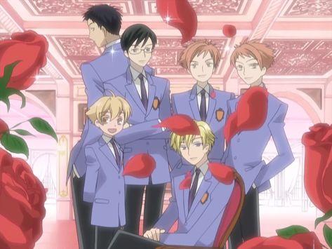 Anime Screencap and Image For Ouran High School Host Club Ouran Host Club, Host Club Anime, School Clubs, High School Host Club, Otaku, Grunge, Ouran Highschool, Another Anime, Dengeki Daisy