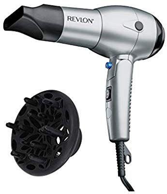 Revlon 1875w Unisex Fast Dry Travel Hair Dryer Travel Hair Dryer Hair Dryer Dryer