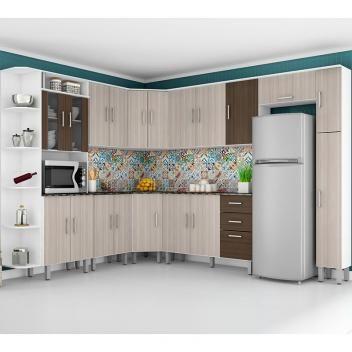 Cozinha Compacta 10 Pecas Suica Poliman Magazine Alwayssave