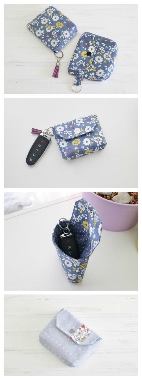Coin Purse Vintage Flower Rabbit Bunny Easter Coin Pouch With Zipper,Make Up Bag,Wallet Bag Change Pouch Key Holder