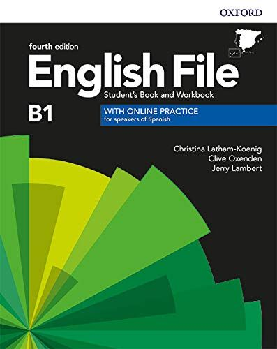 Descargar English File B1 Student S Book And Workbook With Online
