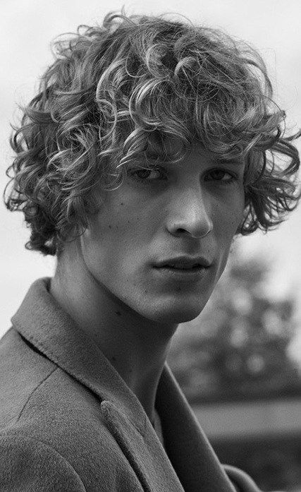 30 Best Curly Hairstyles For Men That Will Probably Suit Your Face With Images Curly Hair Men Men S Curly Hairstyles Long Hair Styles Men